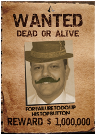 Staff wanted poster