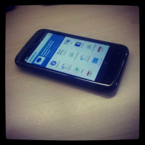 frog_app_on_phone
