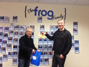 Frog Franc